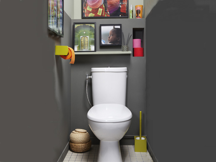 d corer et am nager ses wc pour des toilettes d co. Black Bedroom Furniture Sets. Home Design Ideas