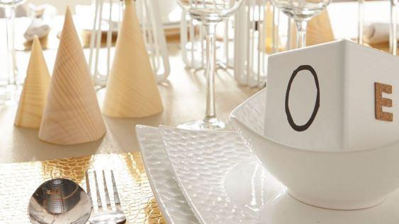 Tout ce qu'il faut savoir pour joliment décorer une table