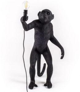 Lampe extérieur singe