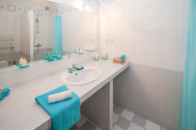 Armoires de salle de bain: les avantages de l'éclairage LED
