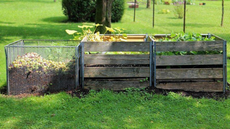 Construire son propre composteur : comment faire ?