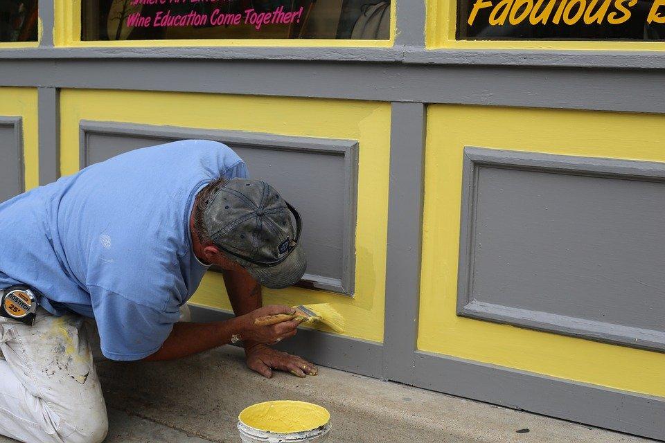 Pourquoi faire appel à un artisan-peintre pour peindre vos murs?