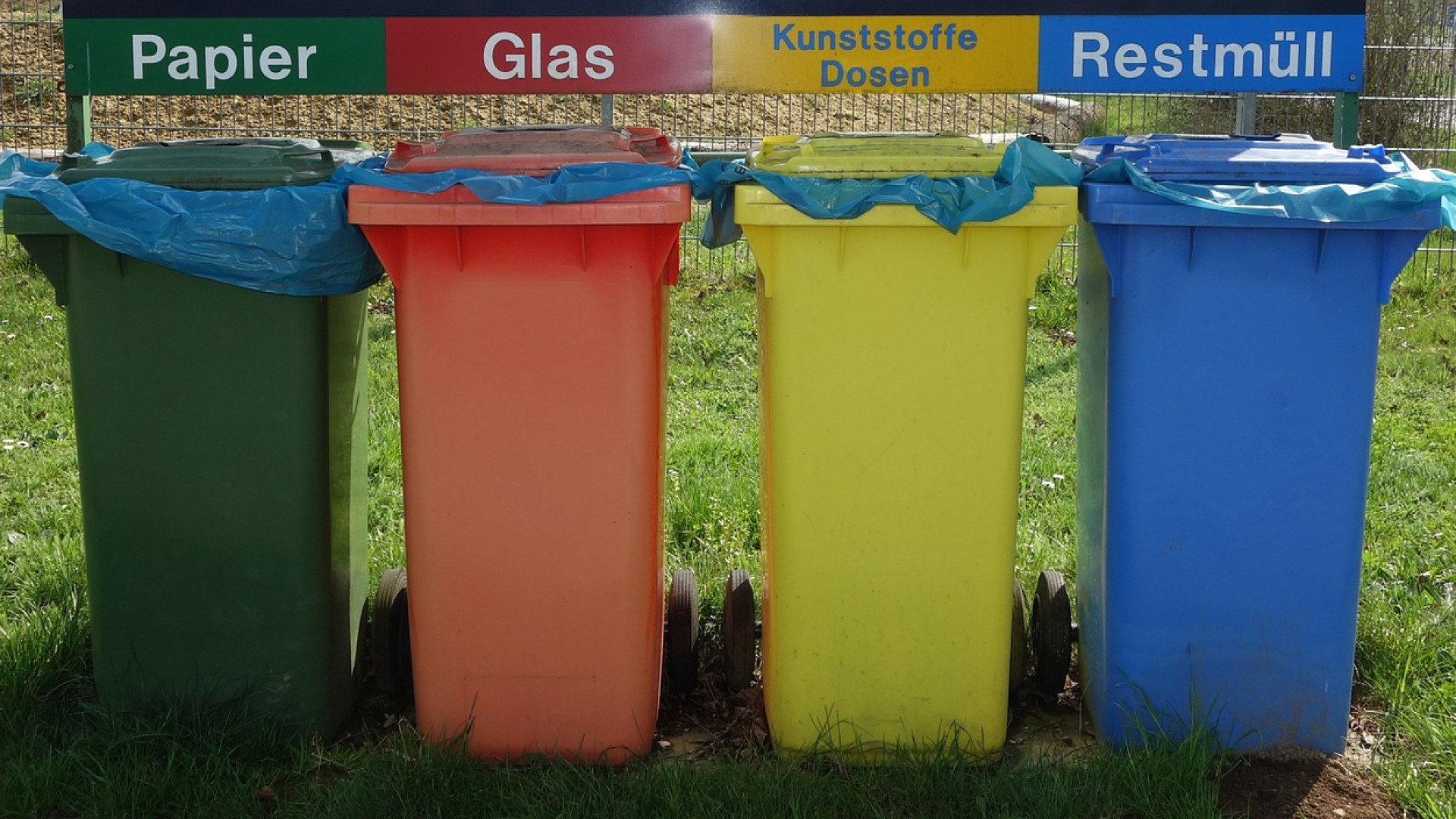 Votre extérieur mérite ce qu'il y a de mieux… même en matière de poubelles !