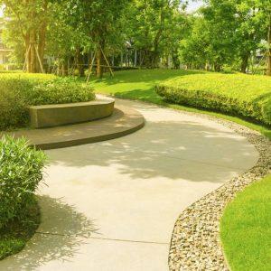 5 solutions déco avec le béton décoratif