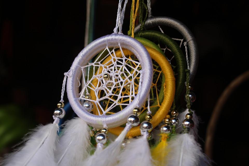 Attrape-Rêve Indien: L'objet idéal pour décorer sa chambre