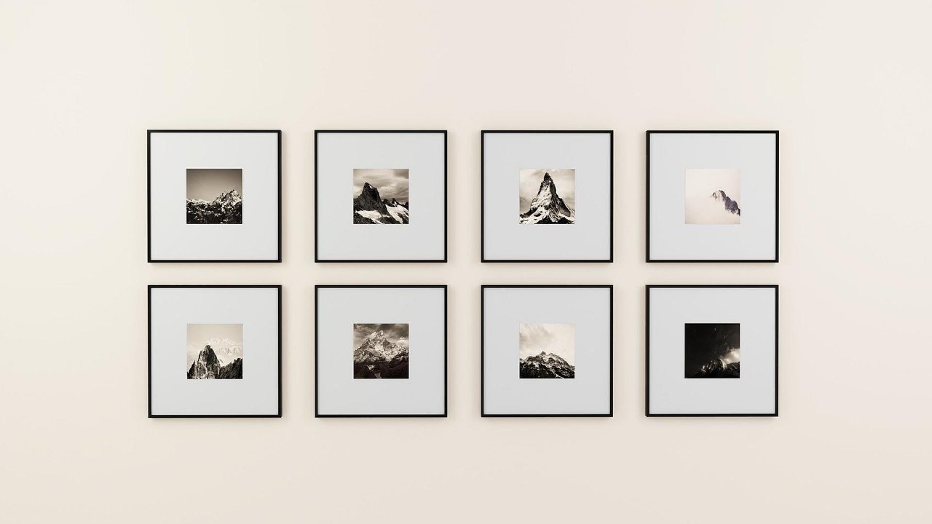 Dans quelle pièce afficher ses photos ?